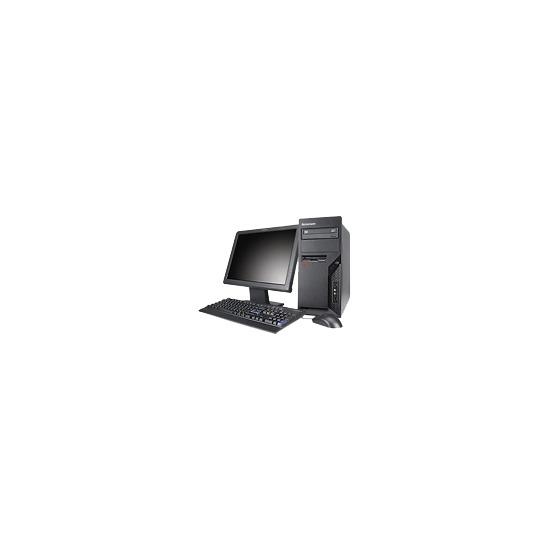 Lenovo ThinkCentre M57 9978 - Tower - 1 x Core 2 Quad Q9300 / 2.5 GHz - RAM 2 GB - HDD 1 x 500 GB - DVD-Writer - GMA 3100 Dynamic Video Memory Technology 4.0 - Gigabit Ethernet - Vista Business / XP Pro downgrade - Monitor : none - TopSeller