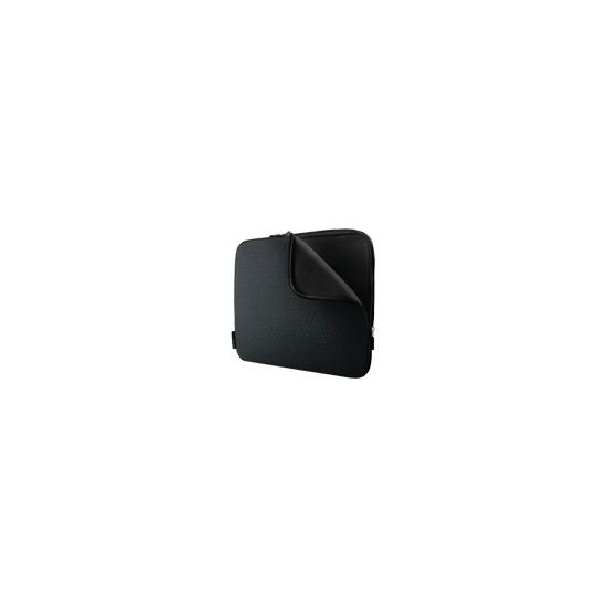 "Belkin Helix Sleeve for 15.4"" Laptops - Notebook carrying case - 15.4"" - black"