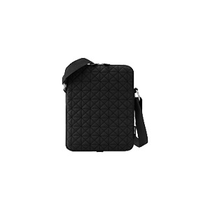"Photo of Belkin 7'' Laptop Quilted Carrying Case - Notebook Carrying Case - 7"" - Black Laptop Bag"