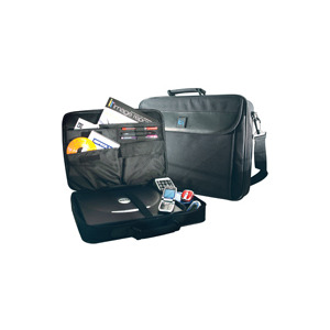 "Photo of Case Gear Pro Case ESSENTIAL - Notebook Carrying Case - 17"" - Black Laptop Bag"