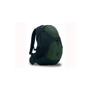 Photo of Pakuma Akara K3 Black & Green With Brown Piping BackPack Back Pack