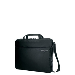 "Samsonite Aramon Laptop Shuttle L - Notebook carrying case - 17"" - black Reviews"