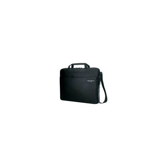 "Samsonite Aramon Laptop Shuttle L - Notebook carrying case - 17"" - black"