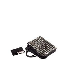 "Targus CityLite Retro - Notebook carrying case - 14.1"" - grey, black, white Reviews"