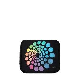 "Targus Notebook Skin - Notebook sleeve - 15.4"" - spectrum circles Reviews"