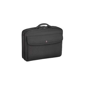"Photo of Targus XXL Notebook Case - Notebook Carrying Case - 20"" - Black Laptop Bag"
