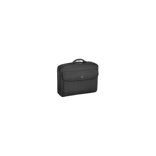 "Targus XXL Notebook Case - Notebook carrying case - 20"" - black"