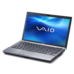 Photo of Sony Vaio VGN-Z21WN Laptop