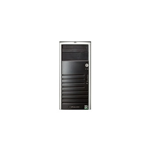 Photo of HP ProLiant ML115 G5 - Micro Tower - 1-Way - 1 X Dual-Core Opteron 1214 / 2.2 GHZ - RAM 512 MB - HDD 1 X 160 GB - DVD±RW Shared Video Memory (UMA) - Gigabit Ethernet - Monitor : None Desktop Computer