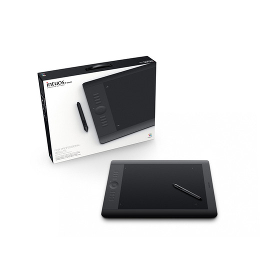 WACOM Intuos5 Touch Graphics Tablet - Large