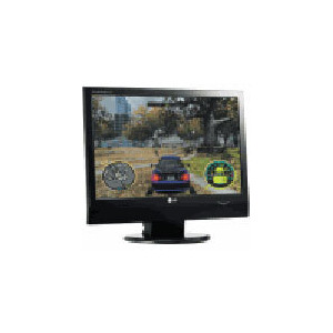 Photo of HANNSPREE 19 INCH LCD IDTV PIANO BLACK Monitor
