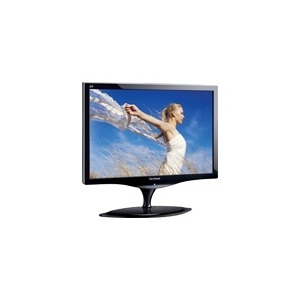 "Photo of ViewSonic VX1962WM - Flat Panel Display - TFT - 19"" - Widescreen - 1680 X 1050 - 300 CD/M2 - 1000:1 - 6000:1 (Dynamic) - 2 ms - DVI-D, VGA - Speakers Monitor"