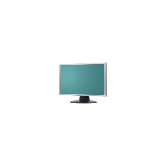 """Fujitsu Siemens SCALEOVIEW L20W-1 - Flat panel display - TFT - 20"""" - widescreen - 1680 x 1050 - 300 cd/m2 - 800:1 - 5 ms - 0.258 mm - VGA - speakers"""