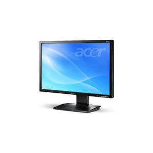 "Photo of Acer V243WB - Flat Panel Display - TFT - 24"" - Widescreen - 1920 X 1200 / 75 HZ - 400 CD/M2 - 3000:1 (Dynamic) - 5 ms - 0.27 mm - VGA - Black Monitor"