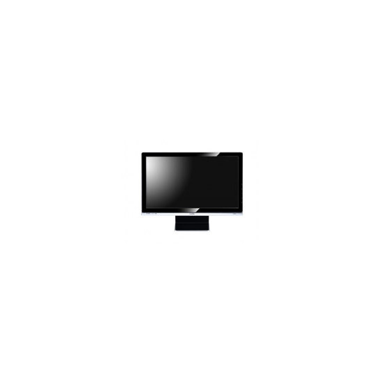 "BenQ E2400HD - Flat panel display - TFT - 24"" - widescreen - 1920 x 1080 - 300 cd/m2 - 1000:1 - 10000:1 (dynamic) - 0.276 mm - HDMI, DVI-D, VGA - speakers - glossy black"