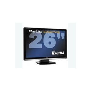 Photo of Iiyama ProLite E2607WS Monitor