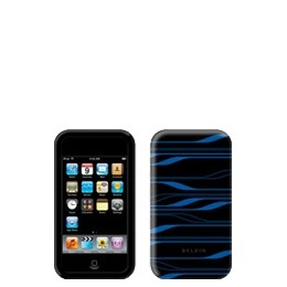 Belkin Two-Tone Silicone Sleeve black, blue iPod touch (2G) Reviews