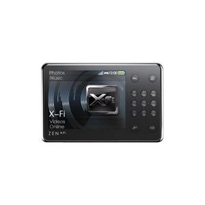 Photo of Creative Zen X-Fi 16GB MP3 Player