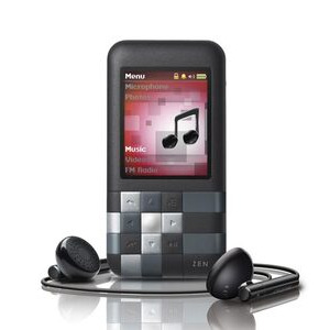 Photo of Creative Zen Mozaic 2GB MP3 Player