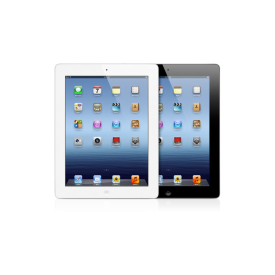 Apple iPad 3 (4G + WiFi, 16GB)