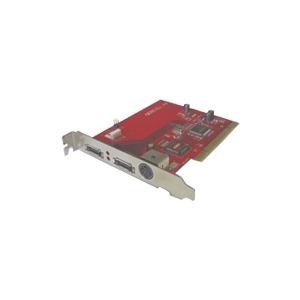 Photo of MRi ESATA-II-2CR - Storage Controller (RAID) - 2 Channel - SATA-300 - 300 MBPs - RAID 0, 1, 0+1 - PCI Computer Component