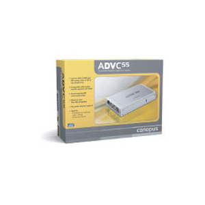 Photo of CANOPUS Educational Version ADVC-55 (672015) Video Editing Card