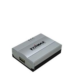 Edimax 1Port USB GDI Combo Print Server Reviews