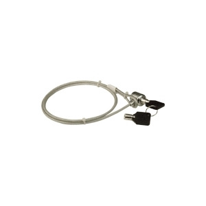 Photo of Sweex Security Lock With Key - Security Cable Lock - 1.5 m Home Safety