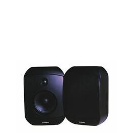 Vision SP-1300 Pair Wall Speakers Black Reviews