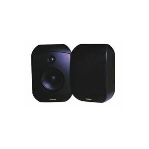Photo of Vision SP-1300 Pair Wall Speakers Black Speaker