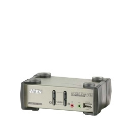 ATEN MasterView CS1732B KVMP Switch - KVM / audio / USB switch - 2 ports - 1 local user Reviews