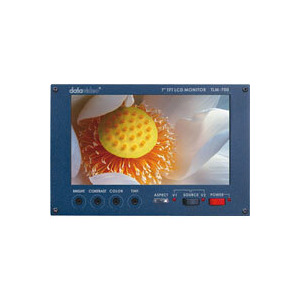 "Photo of DATAVIDEO TLM-700 7"" 16:9 TFT Monitor Monitor"