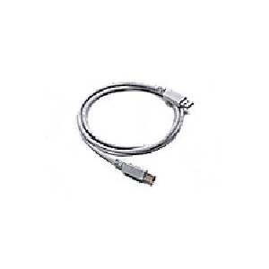 Photo of HP - USB Cable - 4 PIN USB Type A (m) - 4 PIN USB Type B (m) - 1.8 m Adaptors and Cable