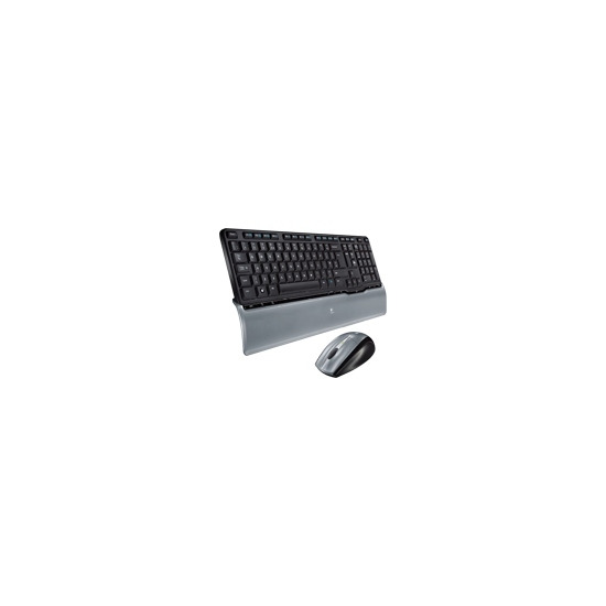Logitech Cordless Desktop S520