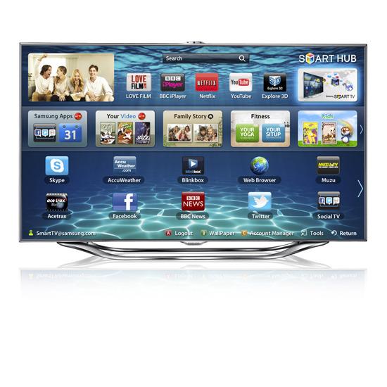 Samsung UE40ES8000