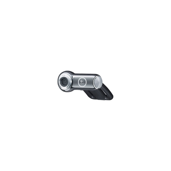 Logitech Quickcam Vision Pro - Web camera - colour - audio - Hi-Speed USB