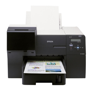 Photo of Epson B-500DN Printer