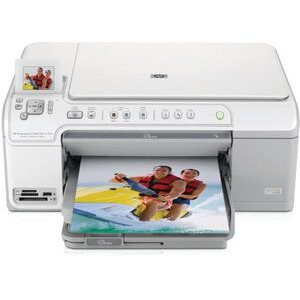 Photo of HP Photosmart C5380 Printer