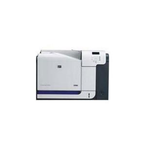Photo of HP Color LaserJet CP3525N Printer