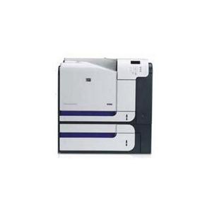 Photo of HP Color LaserJet CP3525X Printer