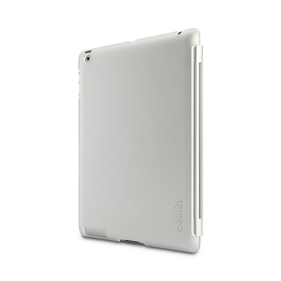 Belkin New iPad Snap Shield Case F8N744ttC01