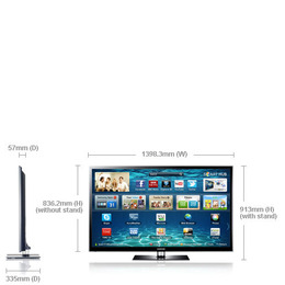 Samsung PS60E550 Reviews