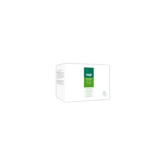 Sage Instant Accounts v14 Self Study Workbooks & Sage Certification