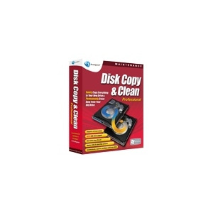 Photo of Disk Copy & Clean - Complete Package - 1 User - DVD - Win - English - United Kingdom Software
