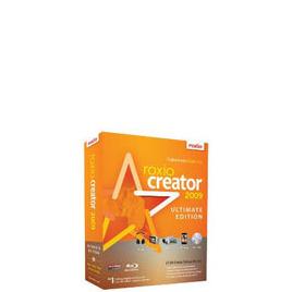 Roxio Creator 2009 Ultimate (Double DVD) Windows Reviews
