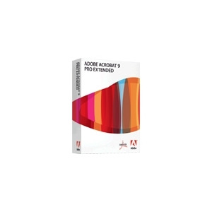Photo of Adobe Acrobat Pro Extended 9 Product Upgrade (Windows) Software