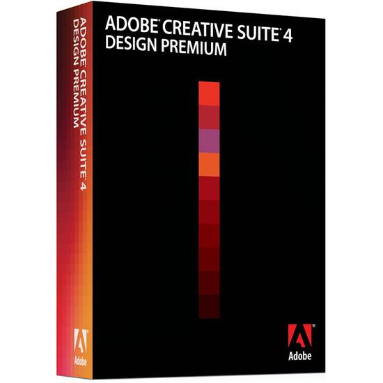 Adobe Design Premium CS4 Student Edition