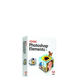 Adobe Photoshop Elements - ( v. 6 ) - complete package - 1 user - CD - Win - International English Reviews