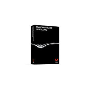 Photo of Adobe Photoshop Lightroom - ( V. 2 ) - Complete Package - 1 User - CD - Win, Mac - International English Software