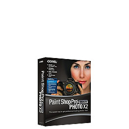 Paint Shop Pro Photo X2 Ultimate - Complete package - 1 user - CD - Win - English Reviews